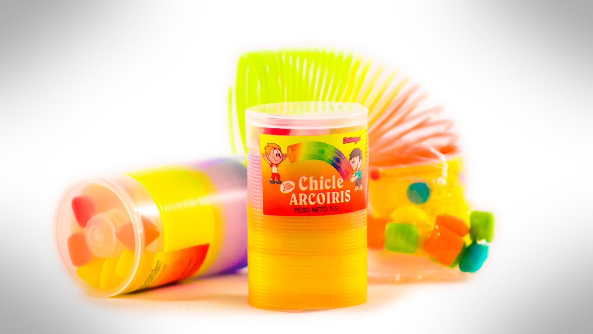 Chicle Arcoiris