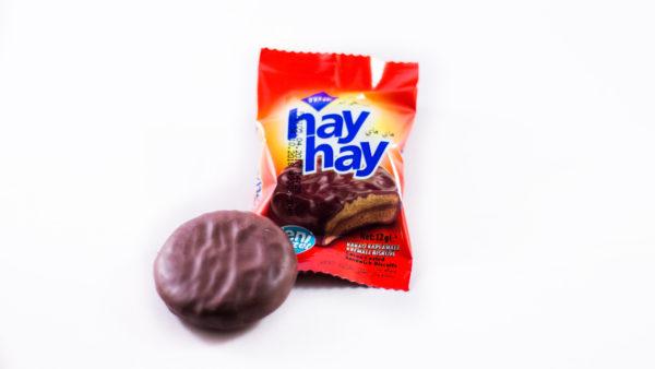 hay hay chocolate