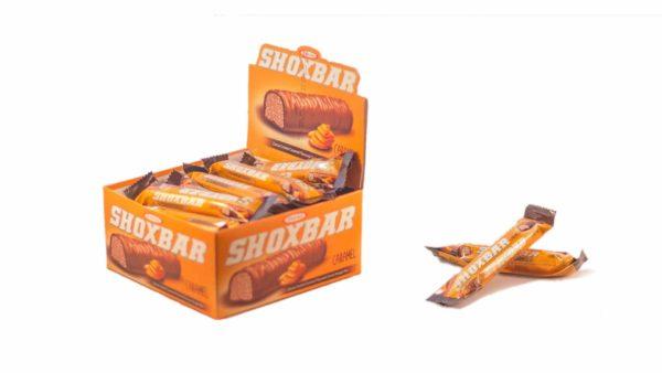 shoxbar caramel